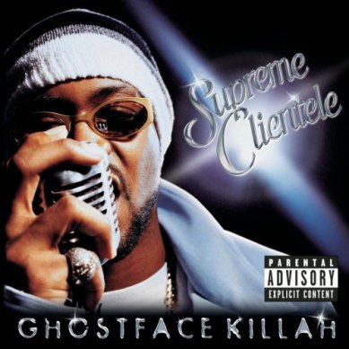 """Supreme Clientele"" Album, Ghostface Killah 2000"