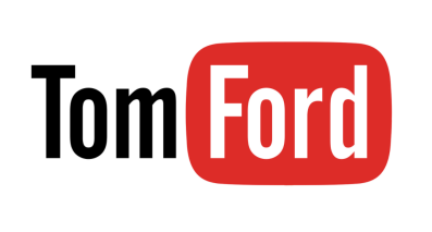 'Tom Ford' on YouTube logo, REILLY