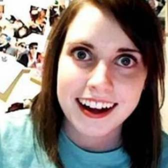 'Overly attached girlfriend'